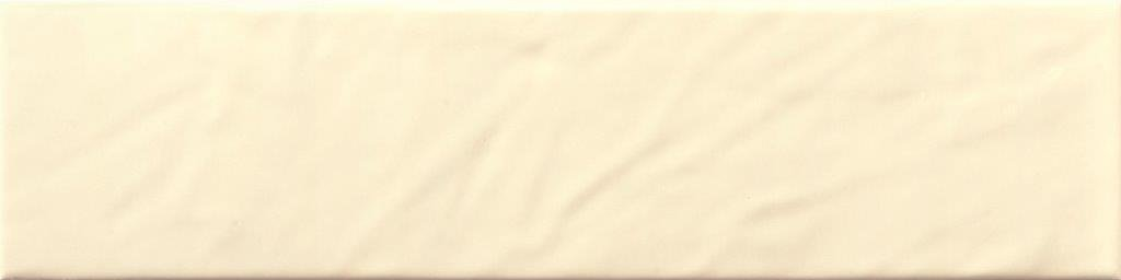 CERAMIC WALL TILE 10X40 PURITY IVORY GLOSSY-DK (THICKNESS 9 MM) - ECE
