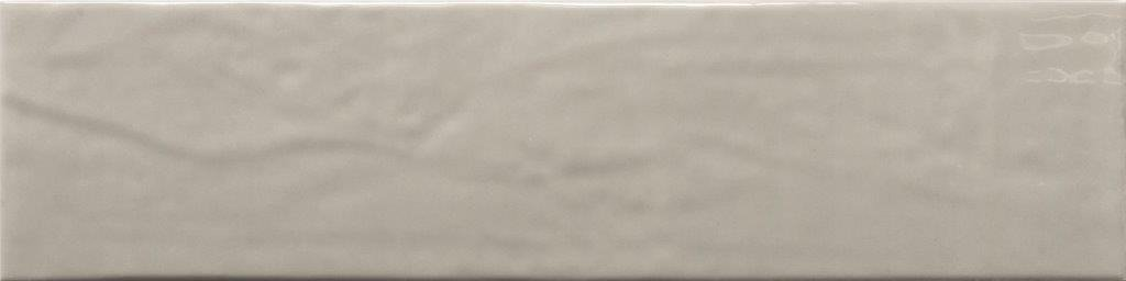 CERAMIC WALL TILE 10X40 PURITY SMOKE GLOSY-DK (THICKNESS 9 MM) - ECE