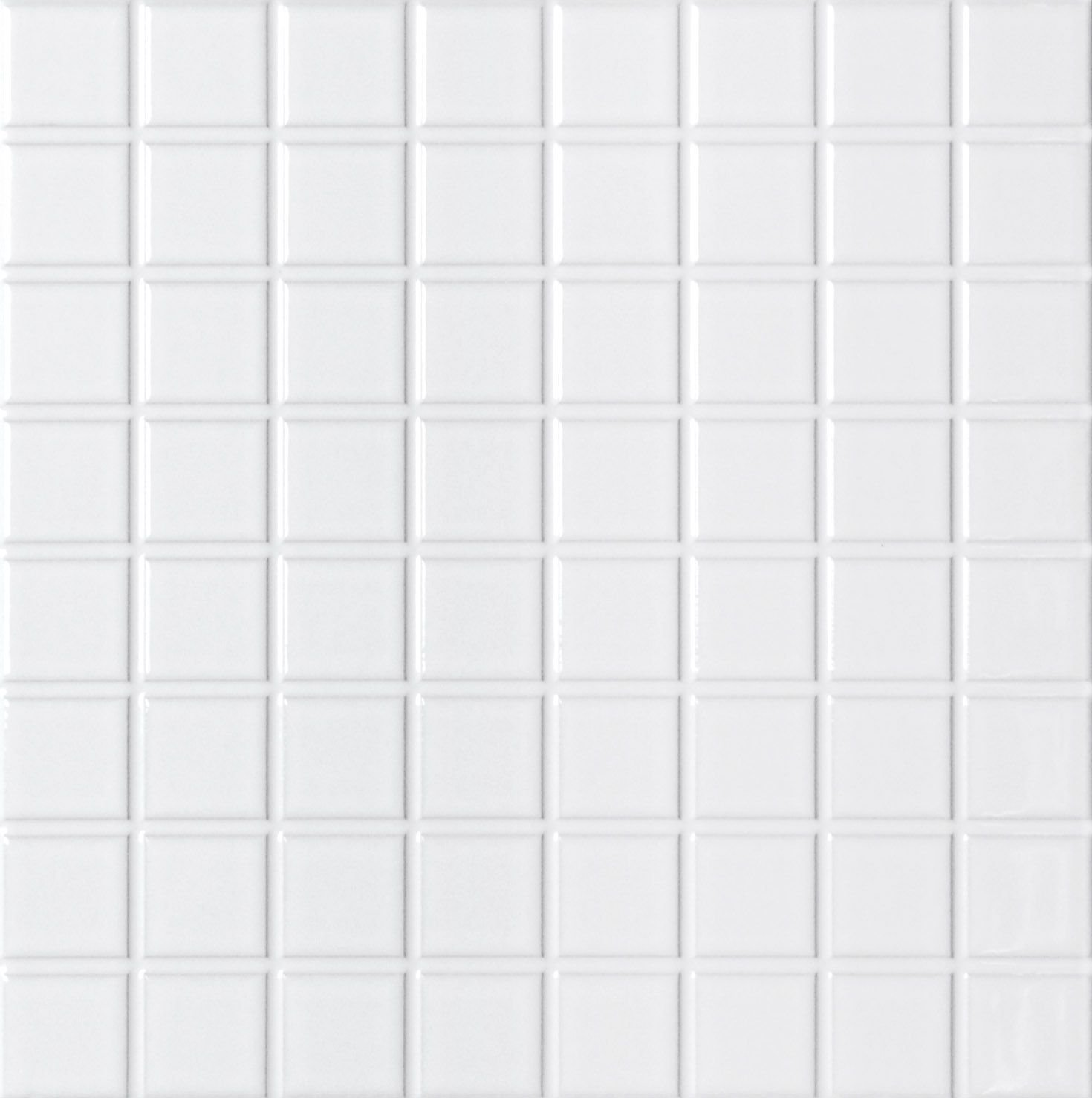 Carrelage design carrelage blanc 10x10 moderne design for Carrelage mural 10x10