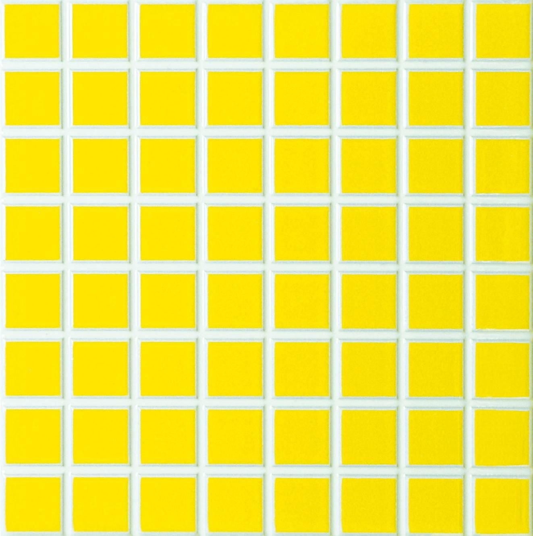 carrelage jaune