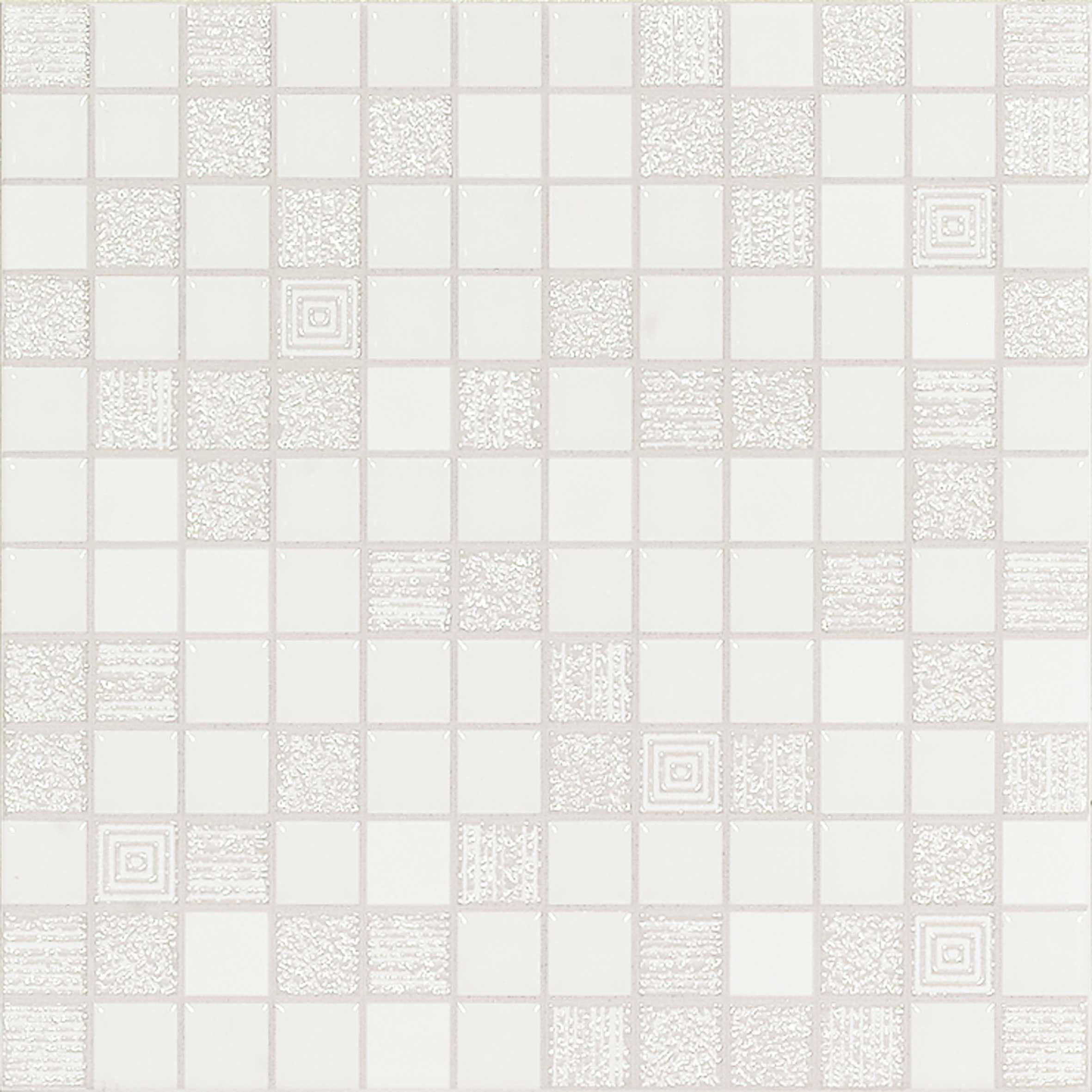 Azulejos ba o mosaico - Papel para azulejos de bano ...