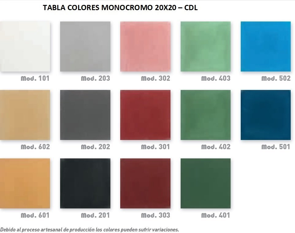 Venta de azulejos baratos para ba o y cocina directo de - Azulejos 20x20 colores ...