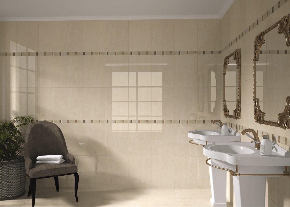 Revestimiento 20x60 crema marfil brillo crt for Fabrica de azulejos