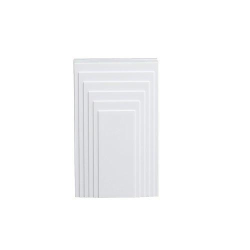TIMBRE RECTANGULAR 240V 80 DECIBELIOS+FUSIBLE - BLISTER - GSC