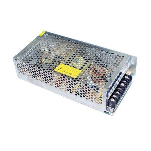 TRANSFORMADOR PARA TIRAS LED 220V A 12V 200W - GSC
