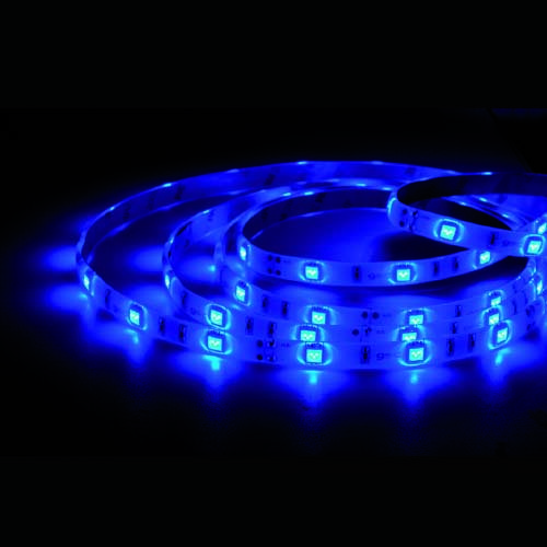 ROLLO 5M LED SMD 5050 30LEDS/M(7.2W) AZUL - GSC