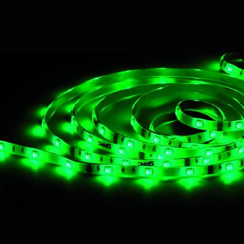 ROLLO 5M LED SMD 5050 30LEDS/M(7.2W) VERDE - GSC
