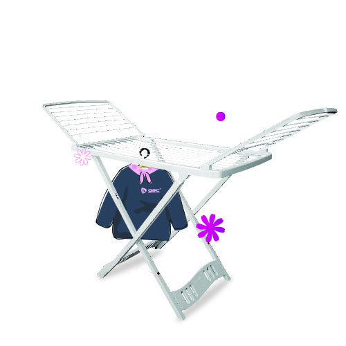 TENDEDERO 2 ALAS RESINA 175X55X115 - GSC