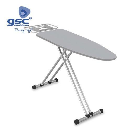 TABLA PLANCHAR CENTRO PLANCHADO 125X43CM GRAN ESTABILIDAD - GSC