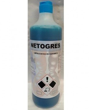 NETOGRES CLEANER OF CERAMIC JOINTS 1 LITER OF METAL CAN - AVG