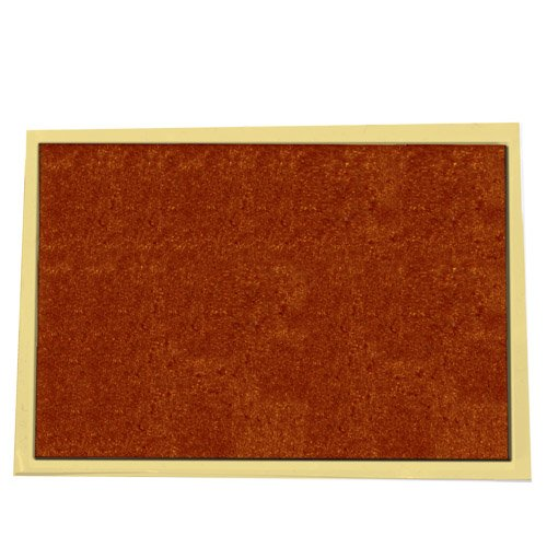 Fieltro adhesivo marron 100x85mm gsc for Azulejos adhesivos baratos