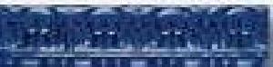 MOULDING CERAMIC WALL TILE 5X20 BLUE VALENCIA - YRI