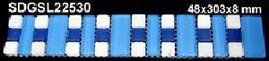 LISTELO 4,8X30,3X8 ENMALLADO SDGSL22530 - CRP